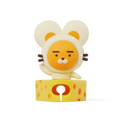 공식md [8pin]치즈 케이블보호캡 라이언