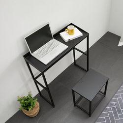 리코디자인 블랑 콘솔+의자세트