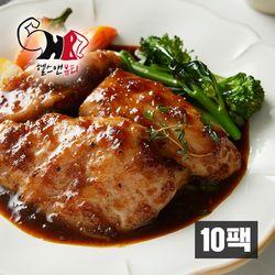 더 부드러운 닭가슴살 불갈비맛 10팩