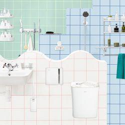 강력접착식 욕실 걸이 다용도 걸이 욕실 - A-1 다용도 걸이a형