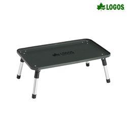 피크닉 블랙 미니 알루미늄 캠핑테이블