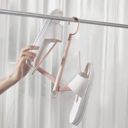 홈슨 신발건조대(핑크)