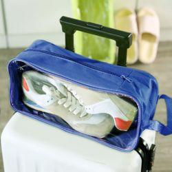스톨백 휴대용 신발파우치(블루)