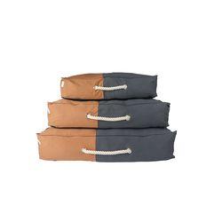 The Standard Cushion Tan Brown S