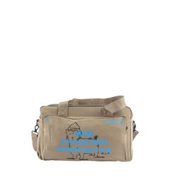 MCC Oxford Shoulder Bag Beige L
