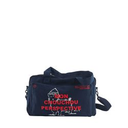 MCC Oxford Shoulder Bag Navy L