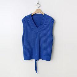 Accent Knit Vest