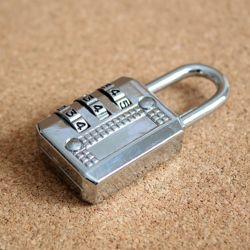 다용도 번호 자물쇠
