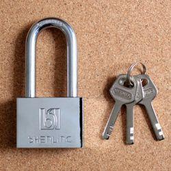 50mm 긴고리 안전 자물쇠