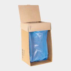 종이가구 쓰레기 줍줍박스 20L (2개입)