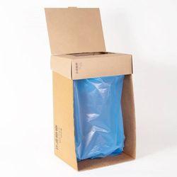 종이가구 쓰레기 줍줍박스 20L (3개입)