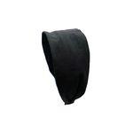 basic cotton hairband (black)