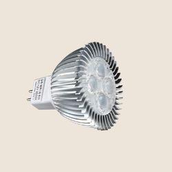 더쎈 LED MR16 램프 LED 4w 전구색 할로겐 대채