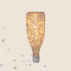 더쎈 LED 에디슨 은하수 물병 램프 LED 3w 전구색