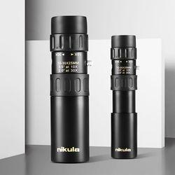 정품 30배율 망원경 니쿠라 휴대용 단망경