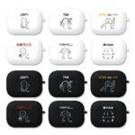 인싸 에어팟프로케이스 3세대 실리콘 스티커 키링세트