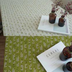 로즈마리 테이블보/식탁보 100x130 (2colors)