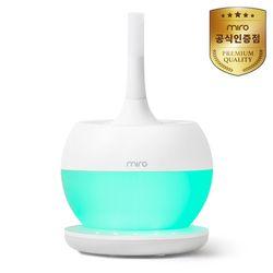 [리퍼] 완벽세척 초음파 미로 가습기 MIRO-NR08G
