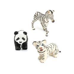 동물원 동물피규어 3종 (271829228829295029)