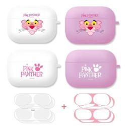 핑크팬더 에어팟프로케이스 3세대 실리콘 스티커세트