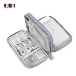bubm 디지털 액세서리 멀티수납 3단 휴대용 파우치