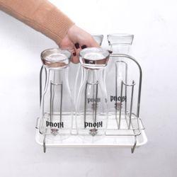 물받침대 주방 컵걸이 건조대 6P