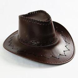 카우보이 모자 (브라운)