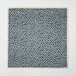 Bom Leopard Square Petit Scarf