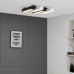 피아노 4등 국산 LED 방등 조명