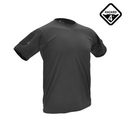 해저드4 빅 소프티 티셔츠 (블랙)