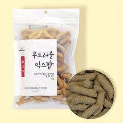 맛있는 강아지 간식 부드러운 믹스팝 70g(닭고기)