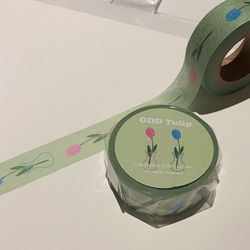 Tulip masking tape