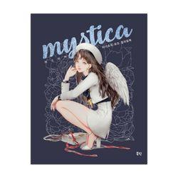 미스티카 다다쵸의 뮤즈 컬러링북