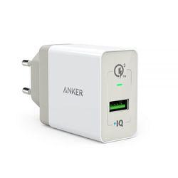 앤커 파워포트 플러스 퀵차지 3.0 프리미엄 USB 고속충전 어댑터