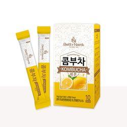 [베티나르디] 콤부차 레몬 10스틱