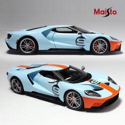 마이스토 1:18 포드 GT (Exclusive Ver.) 키덜트 모형차