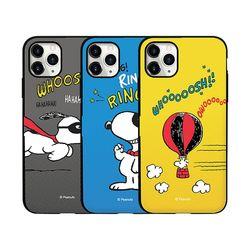 아이폰6S 스누피 POP 시리즈 카드 하드 케이스 KP033