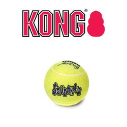 KONG 정품 강아지 콩장난감 테니스볼 XS 분리불안 해소