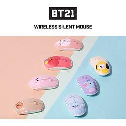 BT21 BABY 무선 무소음 마우스