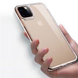 위시비 벤크스 아이폰11 PRO 크리스탈 클리어 강화유리 케이스