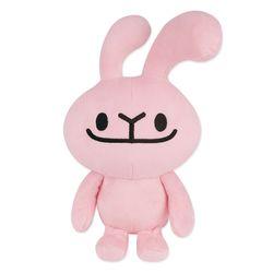 바글바글 하토씨 봉제인형 25cm-핑크
