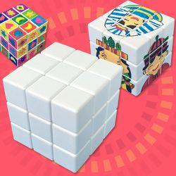 반제품 꾸미기 큐브