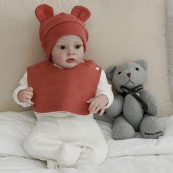 아기보넷 곰 벽돌 아기 모자 신생아 보넷