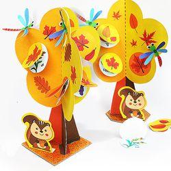 주렁주렁 가을나무(10set)