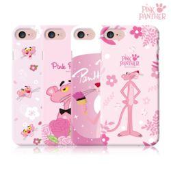 갤럭시S10 플러스 5G S9 핑크팬더 플라워 슬림 케이스