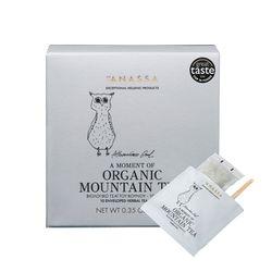 [아나싸] 유기농 마운틴 티 10사체
