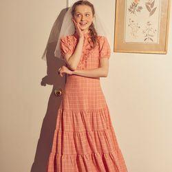 Princess Dress Coral