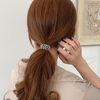 전화선 머리끈(4개 1Set)
