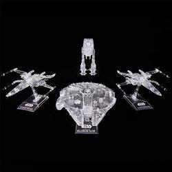 스타워즈:라스트 제다이 - 클리어 비클 세트 (4pcs)