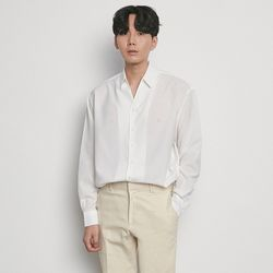 M6617 open cara shirts white